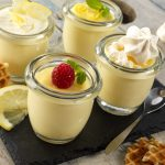 Lemon Posset Greens Cakes