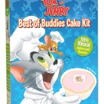 Tom and Jerry Cake Mix
