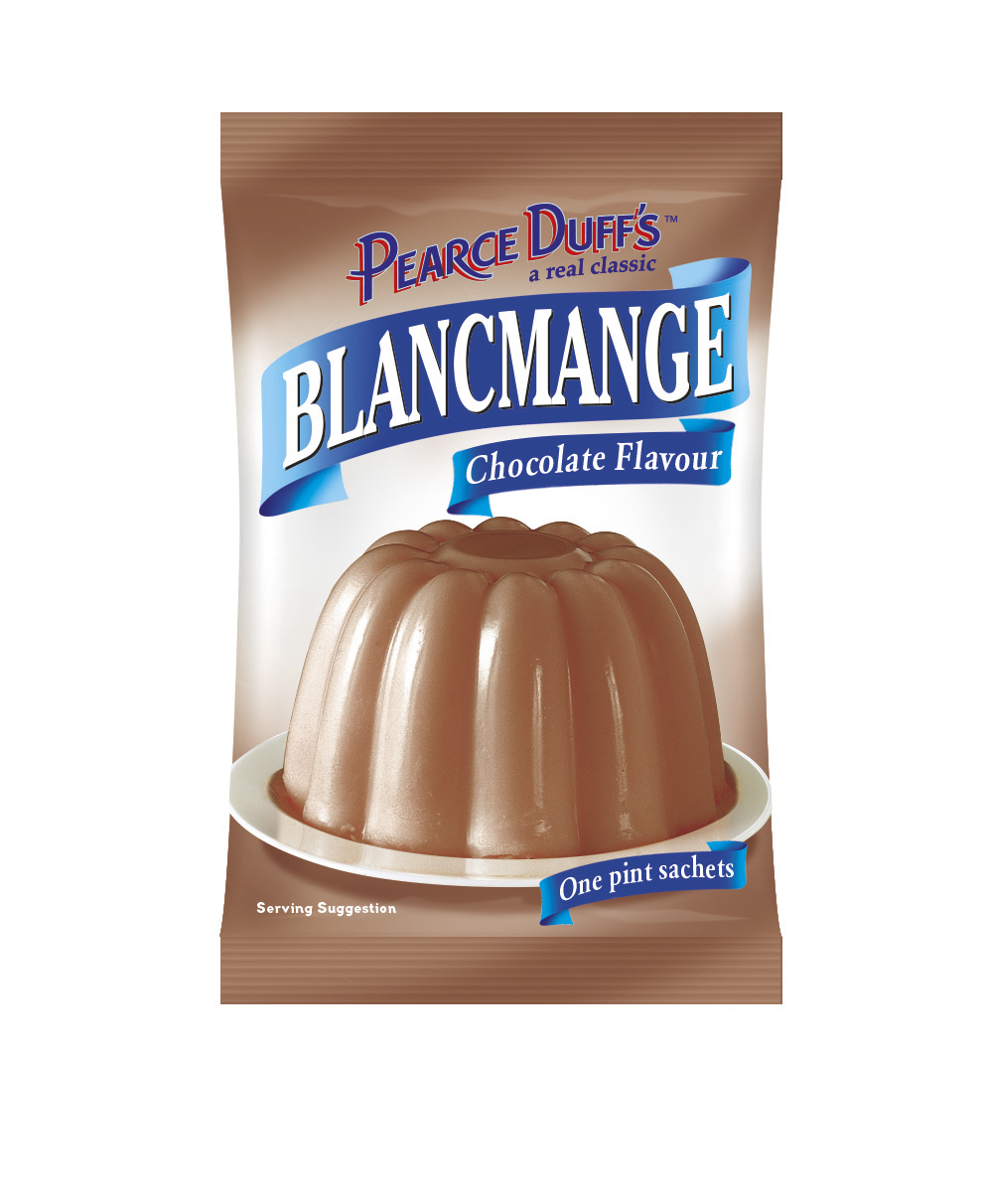Blancmange Chocolate