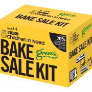 Children in Need and Greens Bake Sale Kit