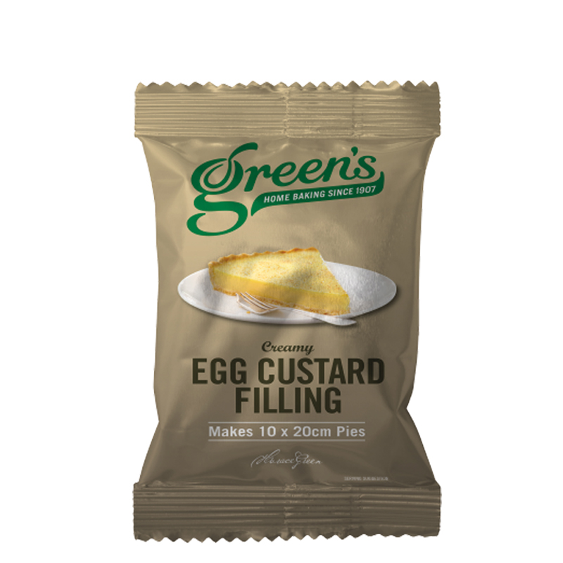 Green's Egg Custard