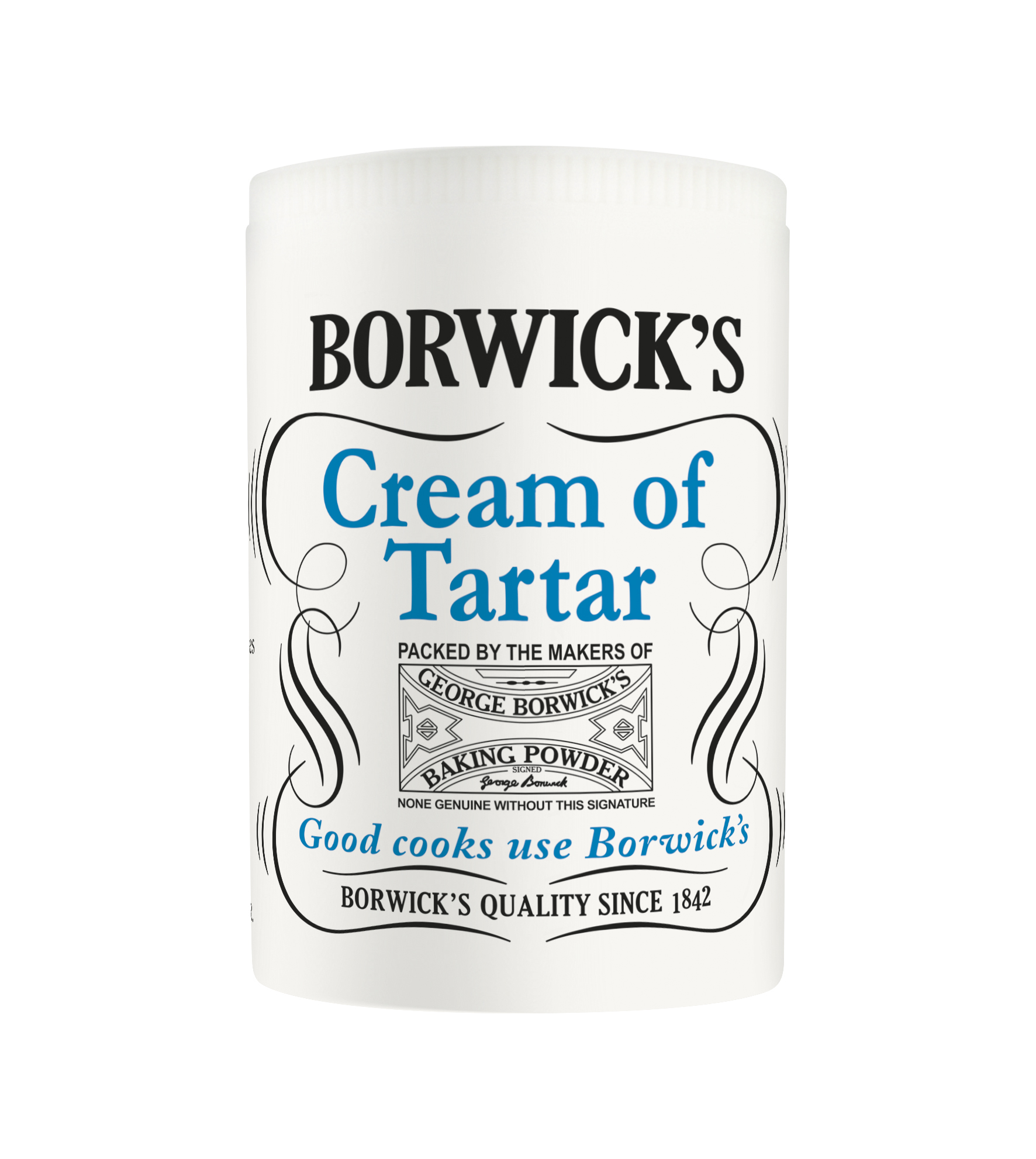 Borwicks Cream Of Tartar