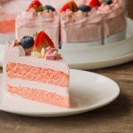 Strawberry Sponge Mix